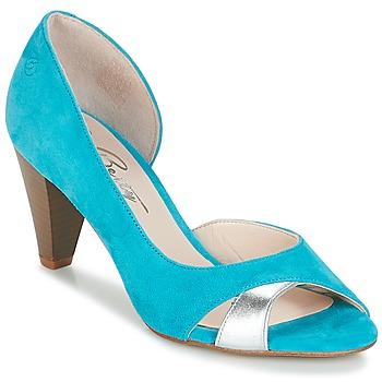 Topánky Ženy Sandále Betty London IMIMI Modrá