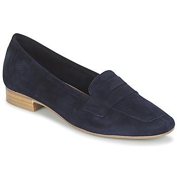 Topánky Ženy Mokasíny Betty London INKABO Modrá