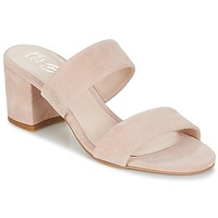 Topánky Ženy Šľapky Betty London INALO Svetlá telová