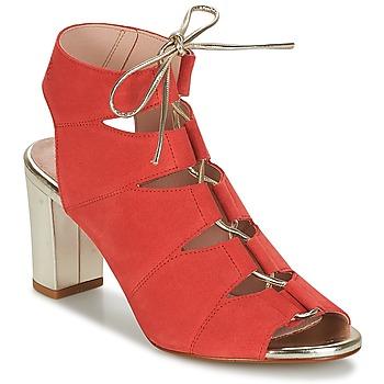 cee47a38b591 Topánky Ženy Sandále Betty London INALU Červená