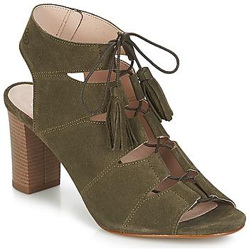 Topánky Ženy Sandále Betty London EVENE Kaki