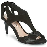 Topánky Ženy Sandále Betty London INILAVE Čierna