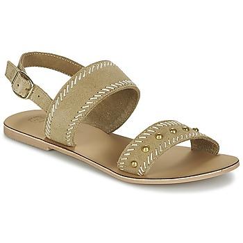 Topánky Ženy Sandále Betty London IKARI Béžová