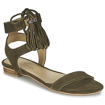 Topánky Ženy Sandále Betty London IKARA Kaki