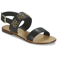 Topánky Ženy Sandále Betty London IKIMI Čierna