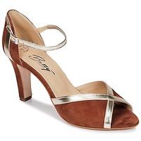 Topánky Ženy Sandále Betty London IFLORE Hnedá