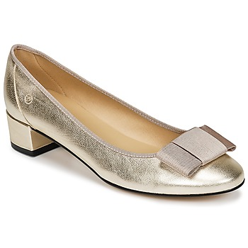 Topánky Ženy Balerínky a babies Betty London HENIA Zlatá