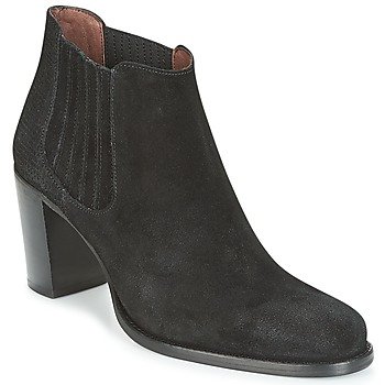 Topánky Ženy Čižmičky Muratti PIUMA PPIU čierna