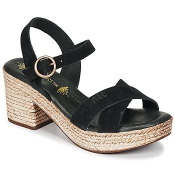 Topánky Ženy Sandále Musse & Cloud LARISE Čierna