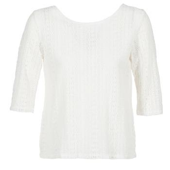Oblečenie Ženy Blúzky Betty London INNATI Biela