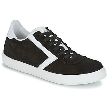 Topánky Muži Nízke tenisky Yurban RETIPUS Čierna