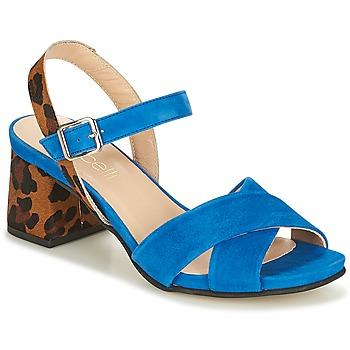 Topánky Ženy Sandále Fericelli IMOLGA Modrá