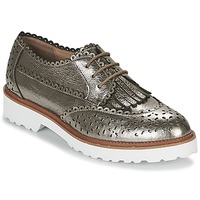 Topánky Ženy Derbie Mam'Zelle ROSEAU Strieborná