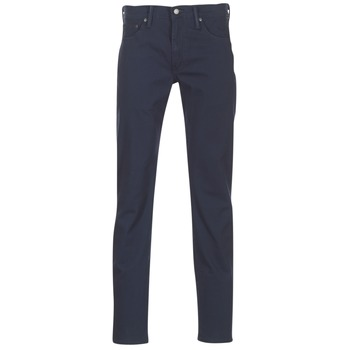 Oblečenie Muži Nohavice päťvreckové Levi's 511™ SLIM FIT Čierna / Modrá