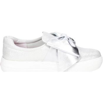 Topánky Ženy Slip-on Fornarina PE17YM9608M090 Silver