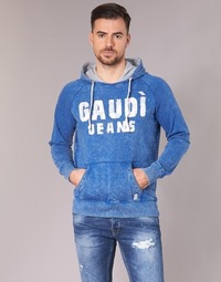 Oblečenie Muži Mikiny Gaudi LEFEMO Námornícka modrá