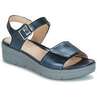 Topánky Ženy Sandále Stonefly AQUA III Modrá