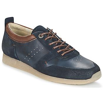 Topánky Muži Nízke tenisky Kickers OLYMPEI Námornícka modrá