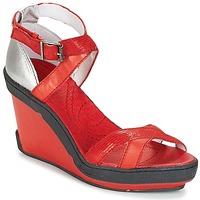 Topánky Ženy Sandále Pataugas GOUY Červená