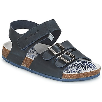 Topánky Chlapci Sandále Kickers MAGINATION Námornícka modrá