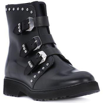Topánky Dievčatá Čižmičky Cult ROSE BLACK Nero