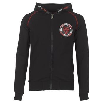 Oblečenie Muži Mikiny Philipp Plein Sport FLY HIGH Čierna