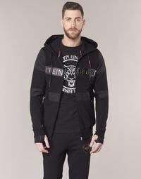 Oblečenie Muži Mikiny Philipp Plein Sport PART OF ME Čierna