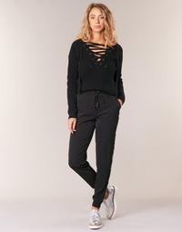 Oblečenie Ženy Padavé nohavice Kaporal SOFI Čierna