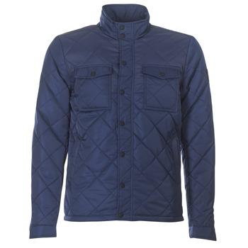 Oblečenie Muži Bundy  Teddy Smith BOLVO Námornícka modrá