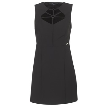 Oblečenie Ženy Krátke šaty Guess SLOREPA Čierna
