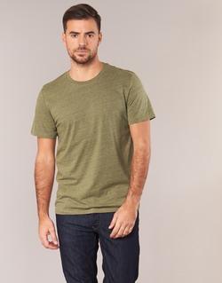 Oblečenie Muži Tričká s krátkym rukávom Jack & Jones TABLE CORE Kaki