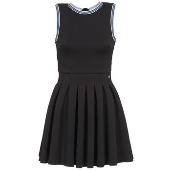 Oblečenie Ženy Krátke šaty Manoush ATHLETE Čierna