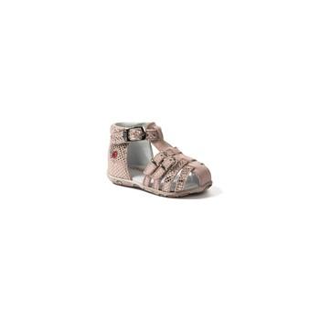 Topánky Dievčatá Sandále GBB SAMIRA Ružová / Svetlá telová