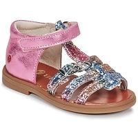 Topánky Dievčatá Sandále GBB PHILIPPINE Ružová