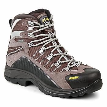 Topánky Muži Turistická obuv Asolo DRIFTER šedá / Hnedá