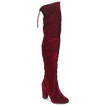 Topánky Ženy Vysoké čižmy Buffalo  Červená