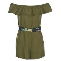 Oblečenie Ženy Krátke šaty Guess RESPUNNI Kaki