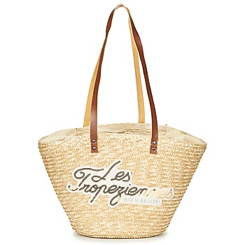 Tašky Ženy Veľké nákupné tašky  Les Tropéziennes par M Belarbi MILOS Béžová