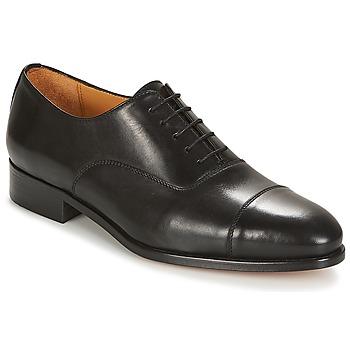 Topánky Muži Richelieu Brett & Sons FENOZEO Čierna