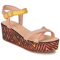 Topánky Ženy Sandále Paul & Joe Sister JENI Béžová / Viacfarebná