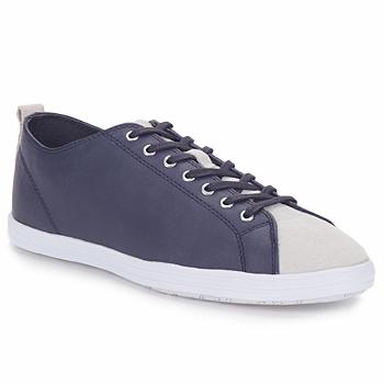 Topánky Muži Nízke tenisky Bobbie Burns BOBBIE LOW Modrá