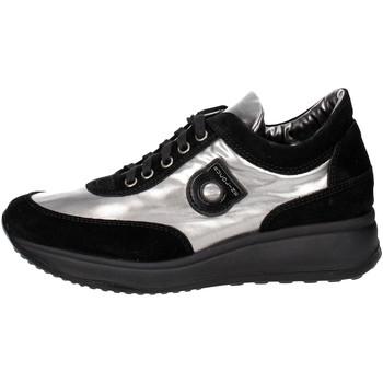 Topánky Ženy Nízke tenisky Agile By Ruco Line 1304(6) Black/Silver