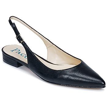Topánky Ženy Sandále Paco Gil MARIE TOFLEX Čierna