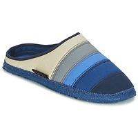 Topánky Ženy Papuče Giesswein AZUSA Modrá / Béžová