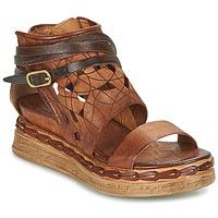Topánky Ženy Sandále Airstep / A.S.98 LAGOS Hnedá