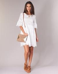 Oblečenie Ženy Krátke šaty Betty London INNATU Biela
