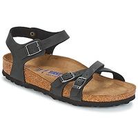 Topánky Ženy Sandále Birkenstock KUMBA SFB Čierna