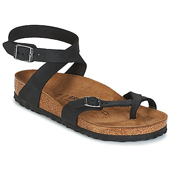 Topánky Ženy Sandále Birkenstock YARA Čierna