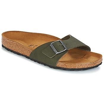 Topánky Muži Šľapky Birkenstock MADRID Zelená