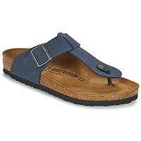 Topánky Muži Žabky Birkenstock MEDINA Modrá
